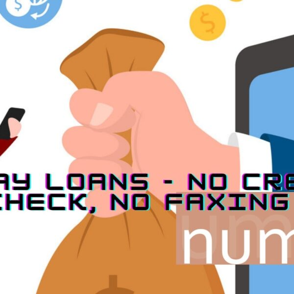 Instant Payday Loans no faxing